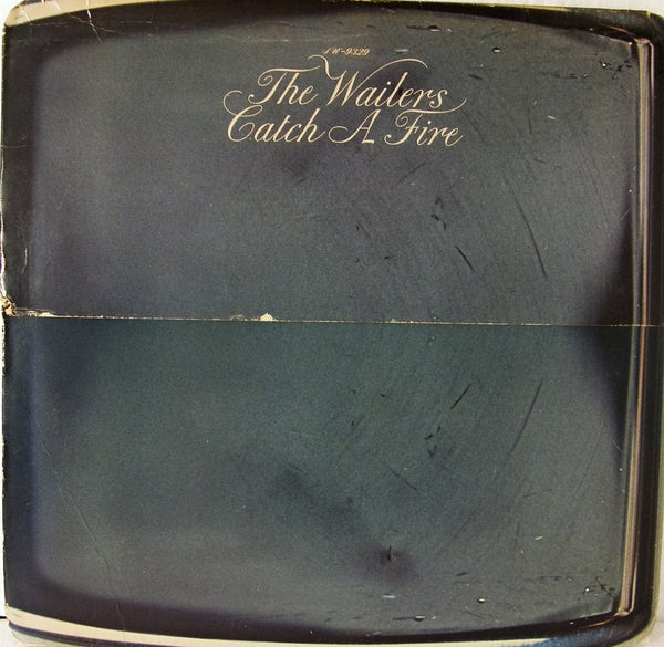 Bob Marley & The Wailers: Catch A Fire (Colored Vinyl) Vinyl LP (Record Store Day)