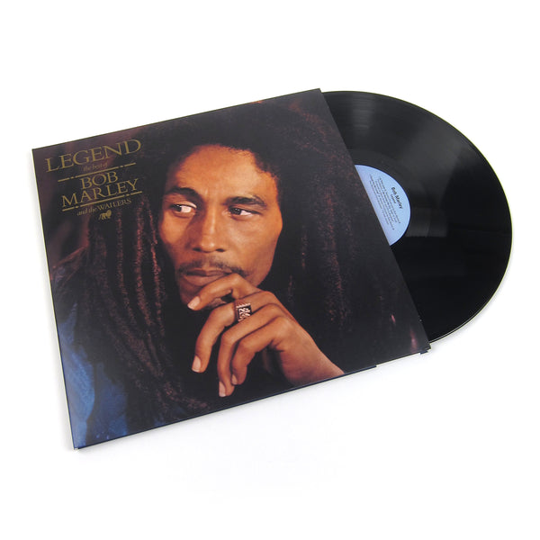Bob Marley & The Wailers: Legend - The Best of Bob Marley & The Wailers (180g) Vinyl 2LP