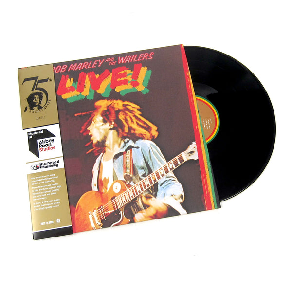 Bob Marley & The Wailers: Live! (Abbey Road Half-Speed Master) Vinyl