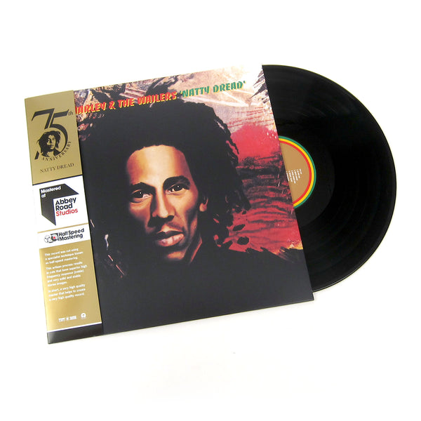 Bob Marley & The Wailers: Natty Dread (Abbey Road Half-Speed Master) Vinyl