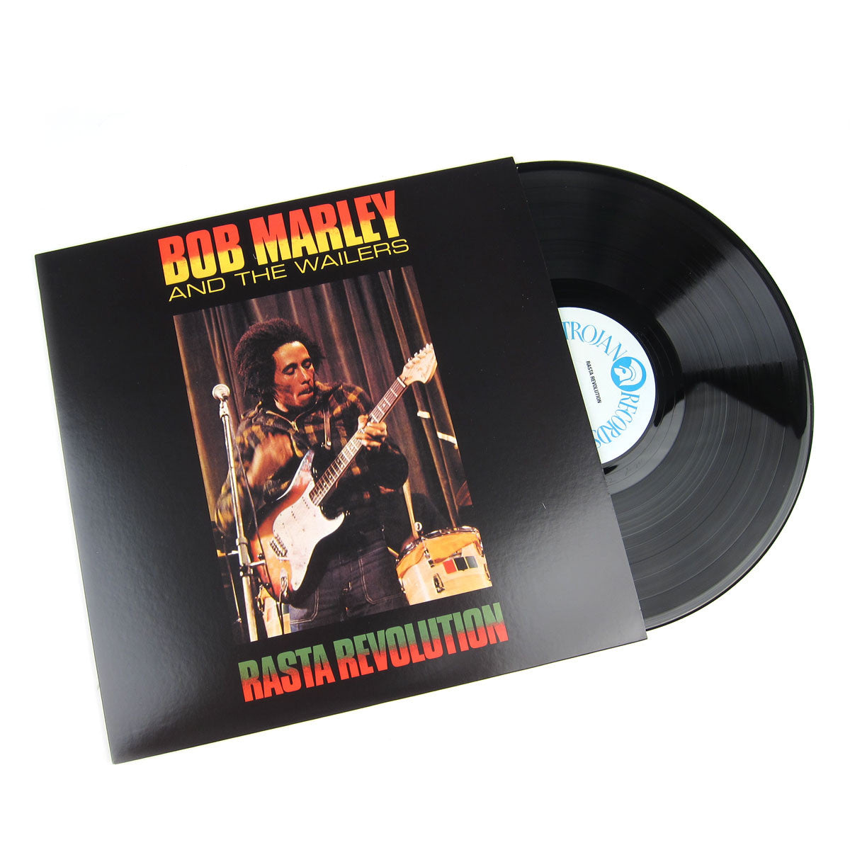Bob Marley & The Wailers: Rasta Revolution (180g) Vinyl LP