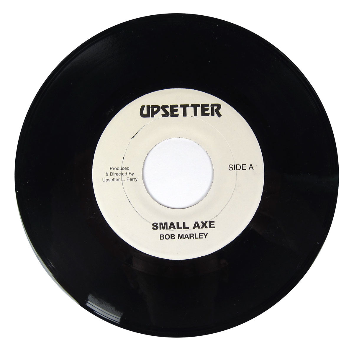 Bob Marley: Small Axe / Drum Version Vinyl 7""