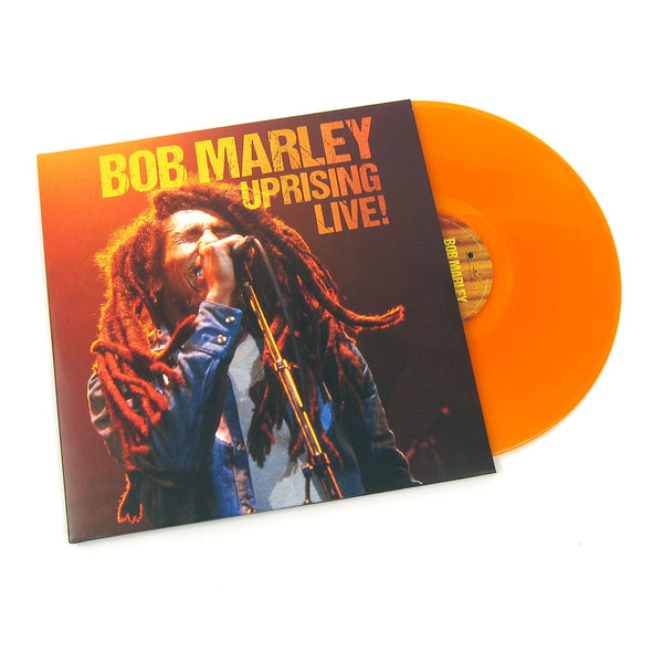 Bob Marley: Uprising Live! - Westfalenhallen 1980 (Colored Vinyl)