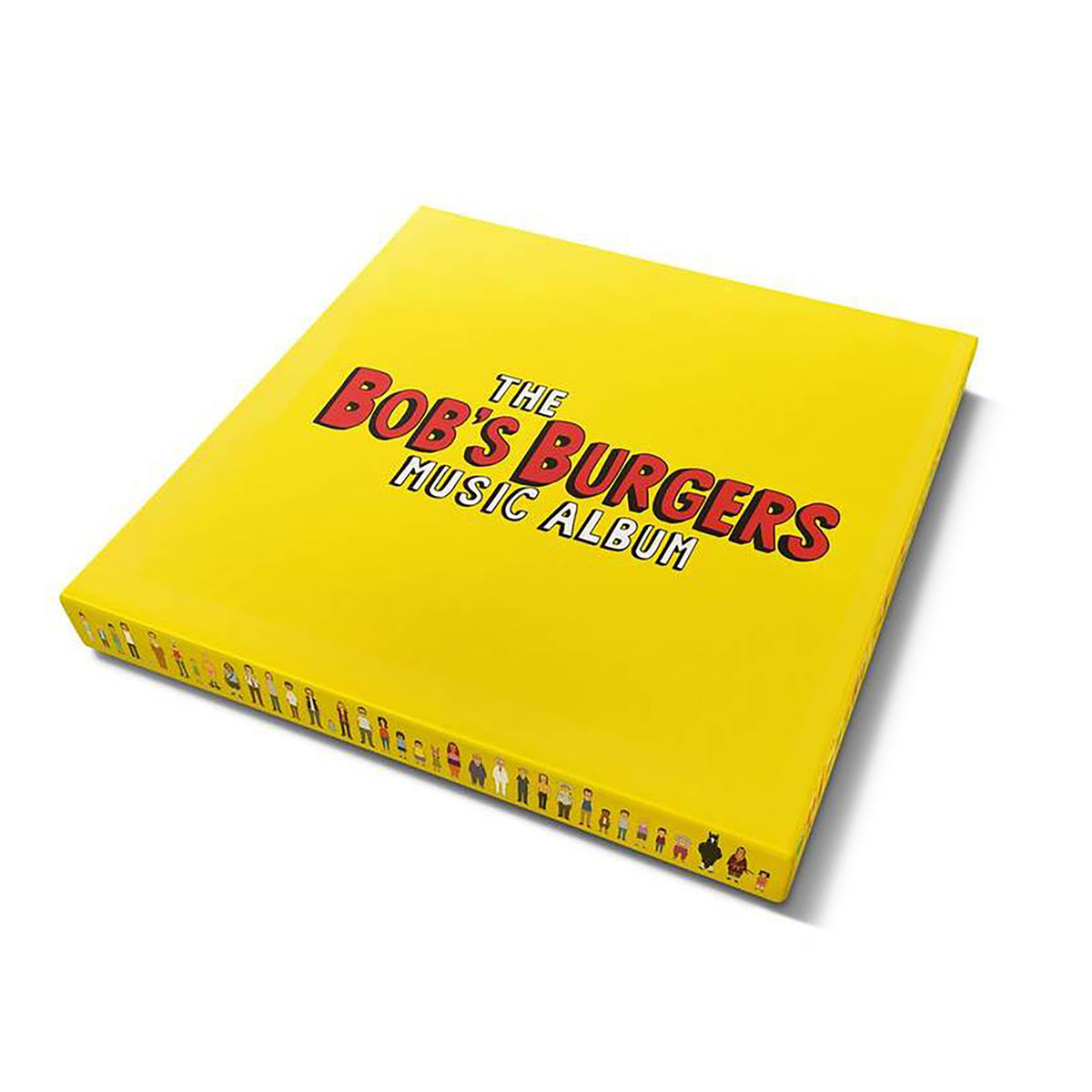 "Bob's Burgers: The Bob's Burgers Music Album (Colored Vinyl) Vinyl 3LP+7"" Boxset - PRE-ORDER"