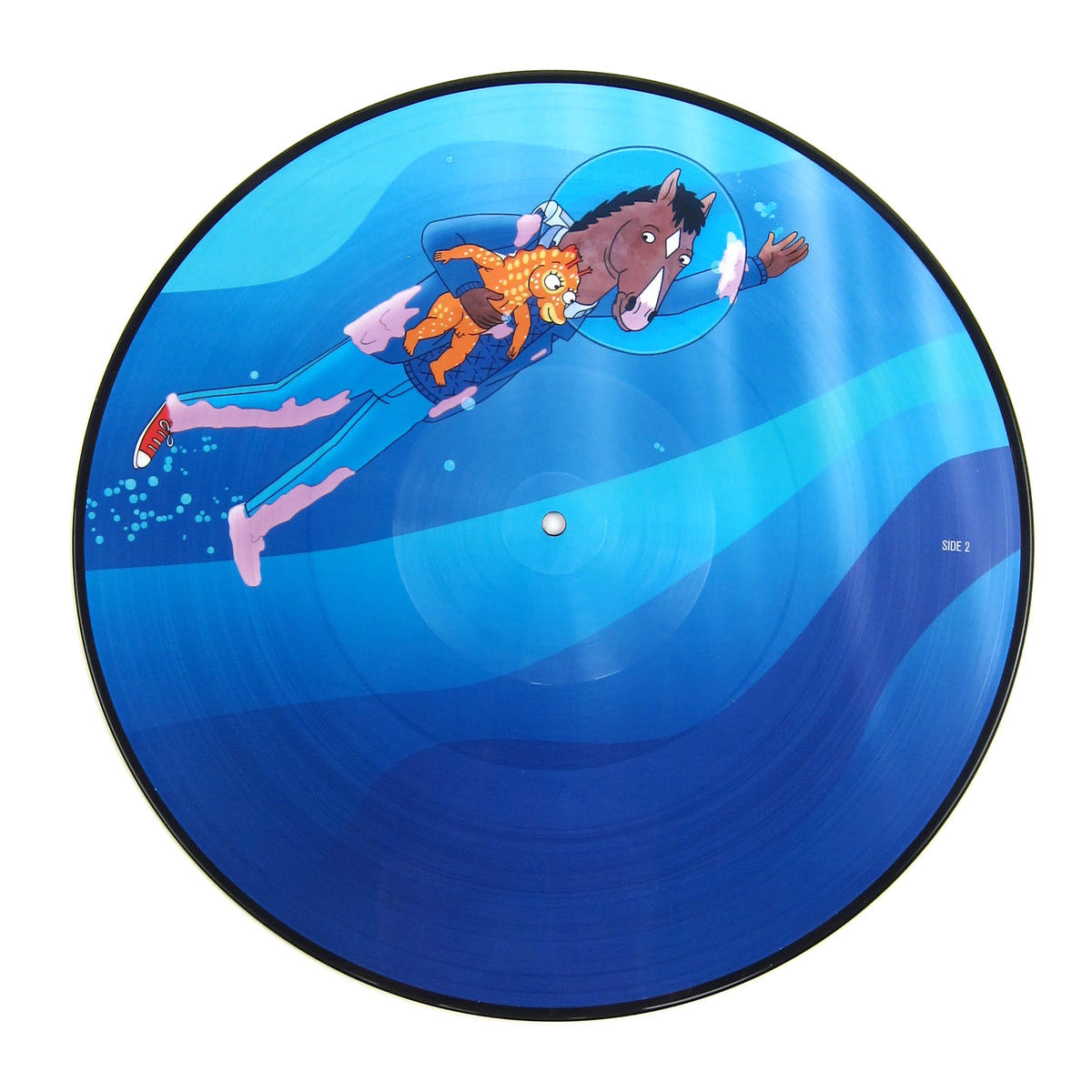 BoJack Horseman: Music From The Netflix Original Series (Pic Disc) Vinyl LP
