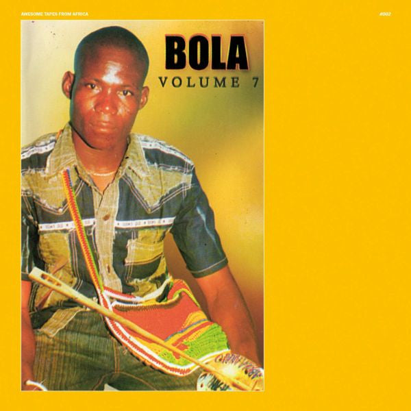 bola volume 7 awesome tapes from africa vinyl record lp