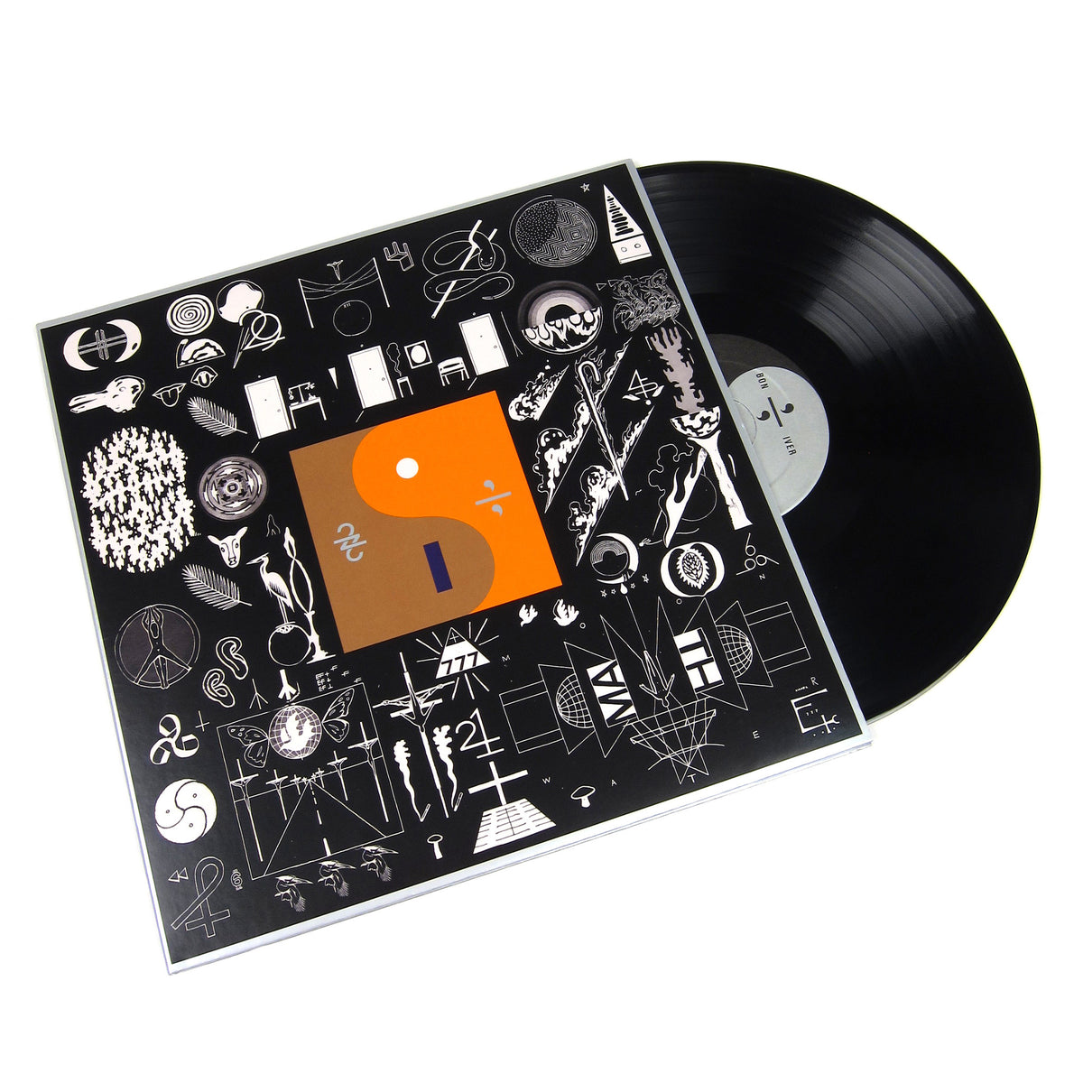 Bon Iver: 22, A Million (Limited Edition) Vinyl LP+12""