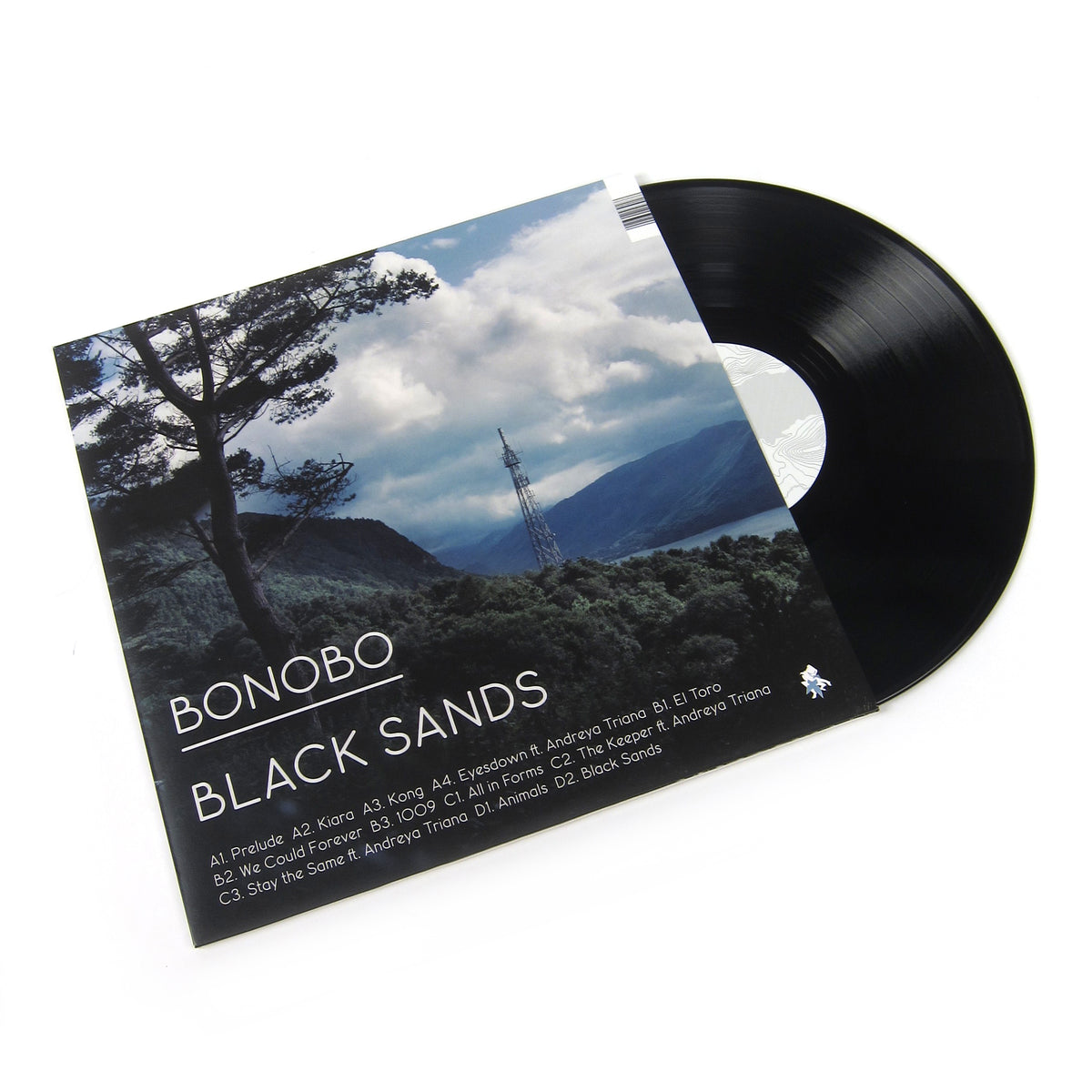 Bonobo: Black Sands (Free MP3) Vinyl 2LP