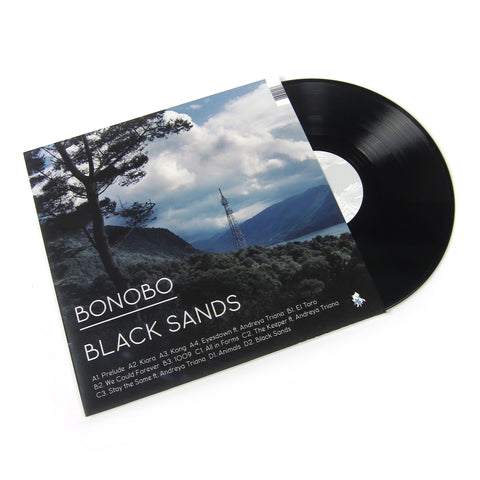 Bonobo: Black Sands Vinyl 2LP