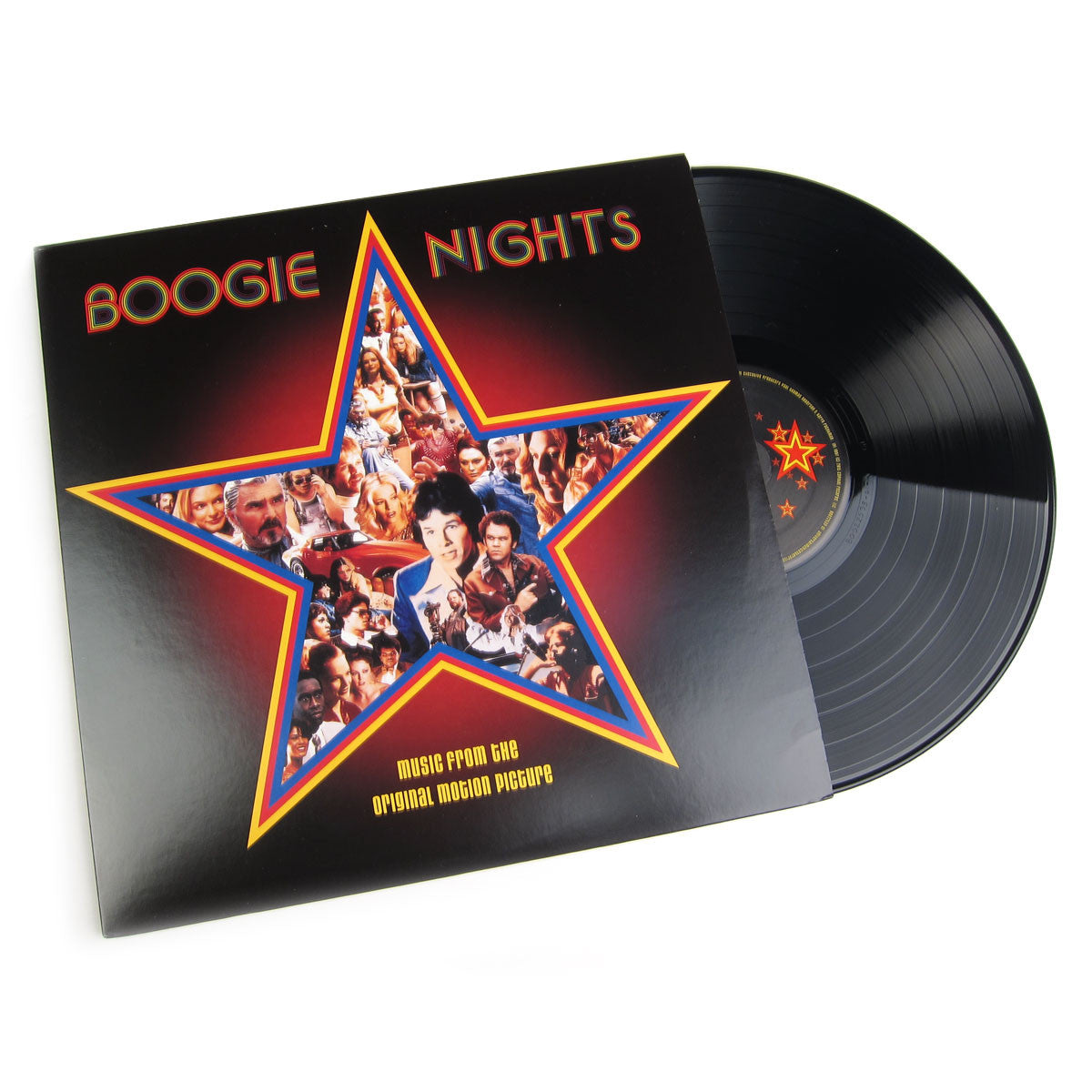 Boogie Nights: Music From The Original Motion Picture Vinyl LP