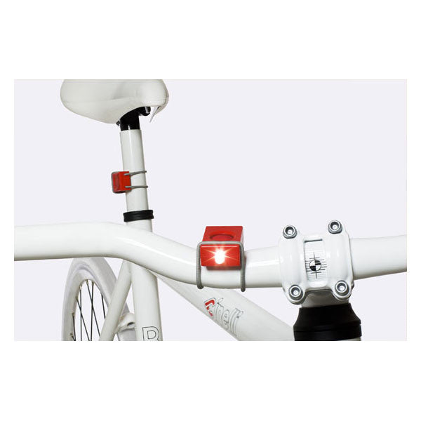 Bookman: LED Cycling Light Set detail 2