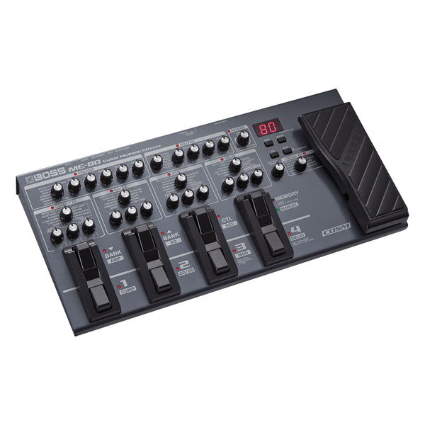 Boss: ME-80 Guitar Multiple Effects