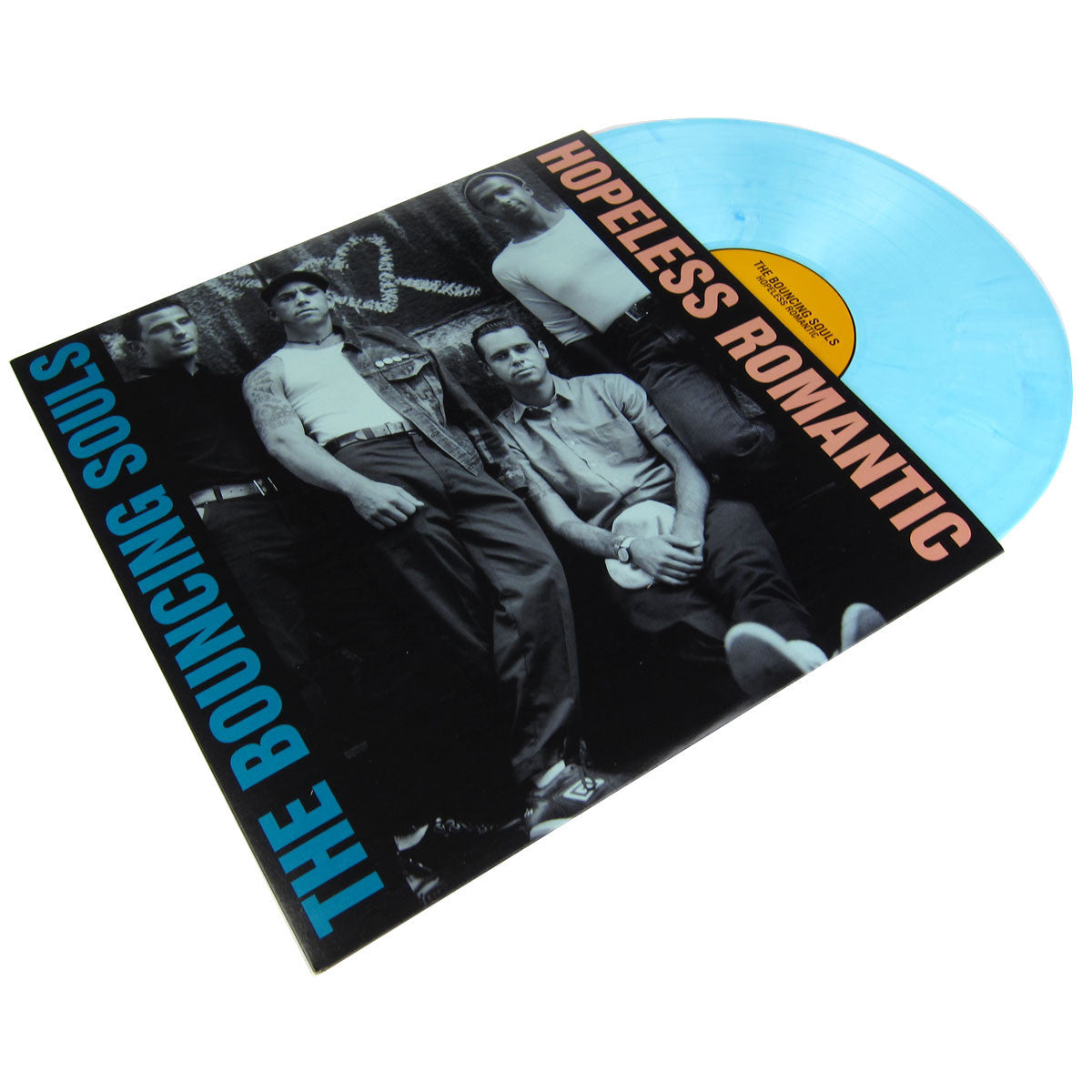 The Bouncing Souls: Hopeless Romantic (Colored Vinyl) Vinyl LP