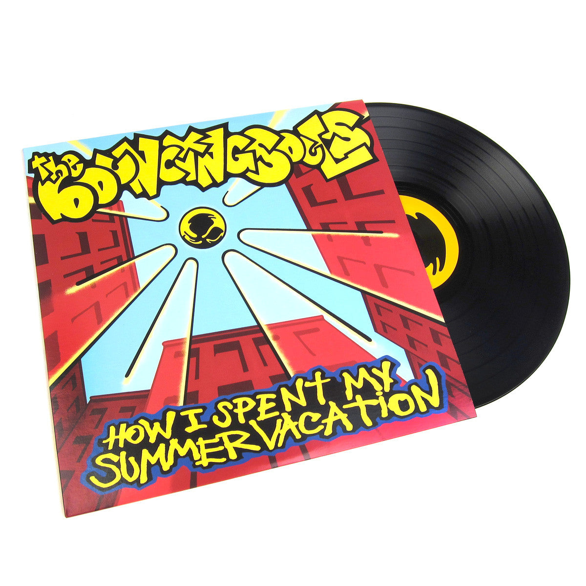 The Bouncing Souls: How I Spent My Summer Vacation Vinyl LP