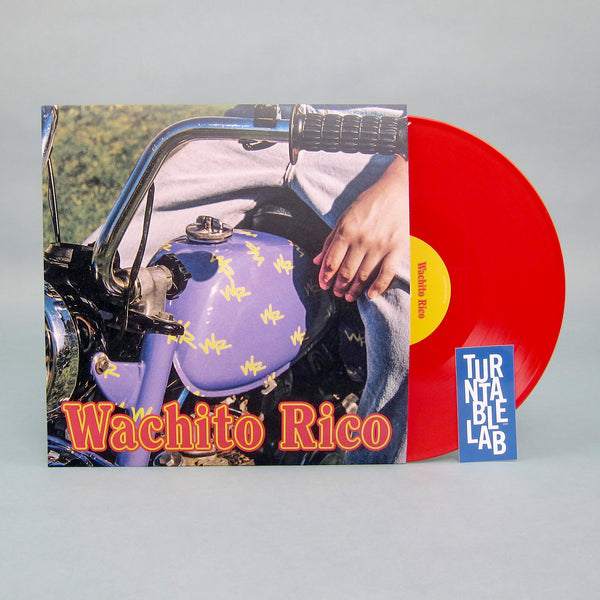 Boy Pablo: Wachito Rico (Colored Vinyl) Vinyl LP - Turntable Lab Exclusive