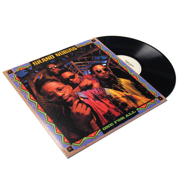 Brand Nubian: One For All 2LP