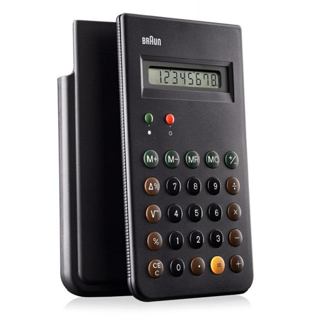 Braun: ET 66 Calculator (BN-E001BK)