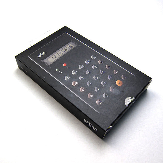 Braun: ET66 Calculator Box