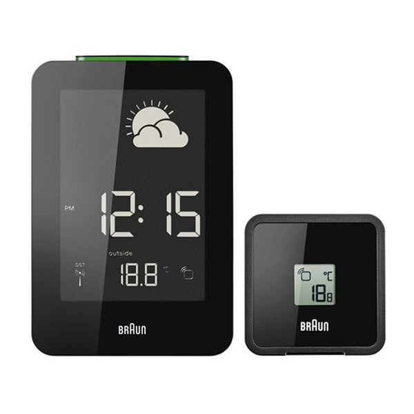 Braun: Digital Weather Station - Black (BN-C013-BK-RC)