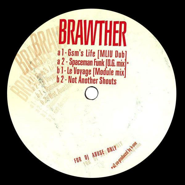 Brawther: Remixes 12""