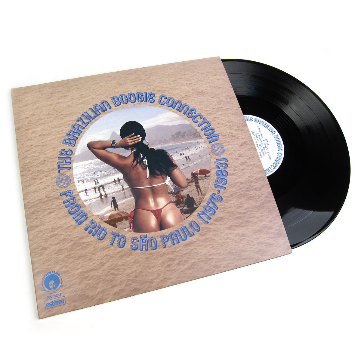 Cultures Of Soul: The Brazilian Boogie Connection - From Rio To Sao Paulo 1976-1983 Vinyl 2LP