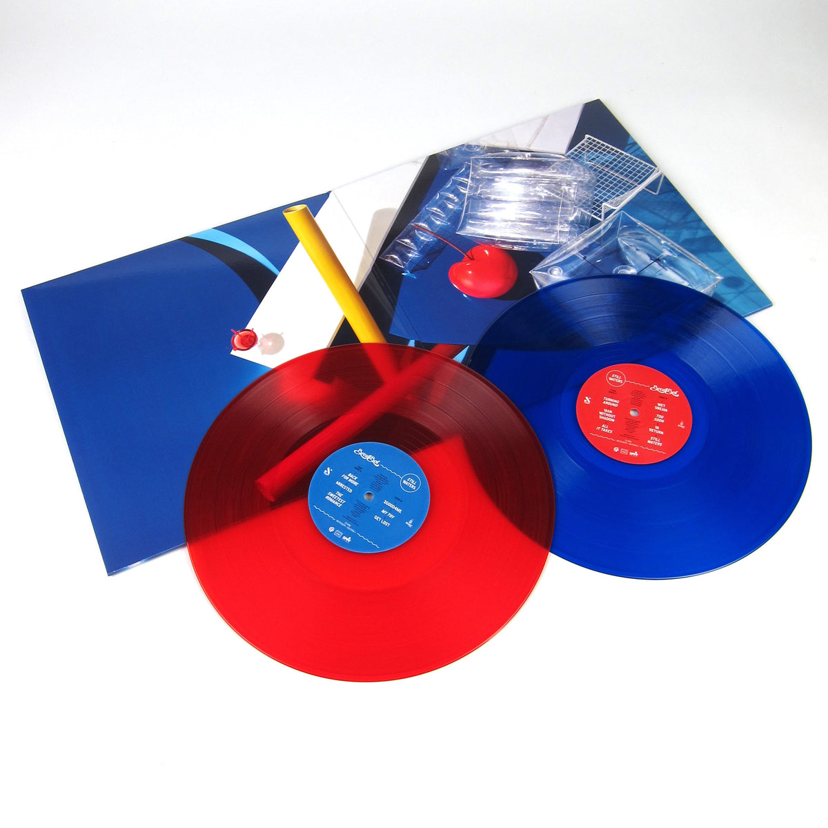 Breakbot: Still Waters (Colored Vinyl) Vinyl 2LP+CD