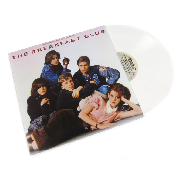 John Hughes: Breakfast Club OST (Colored Vinyl) Vinyl LP