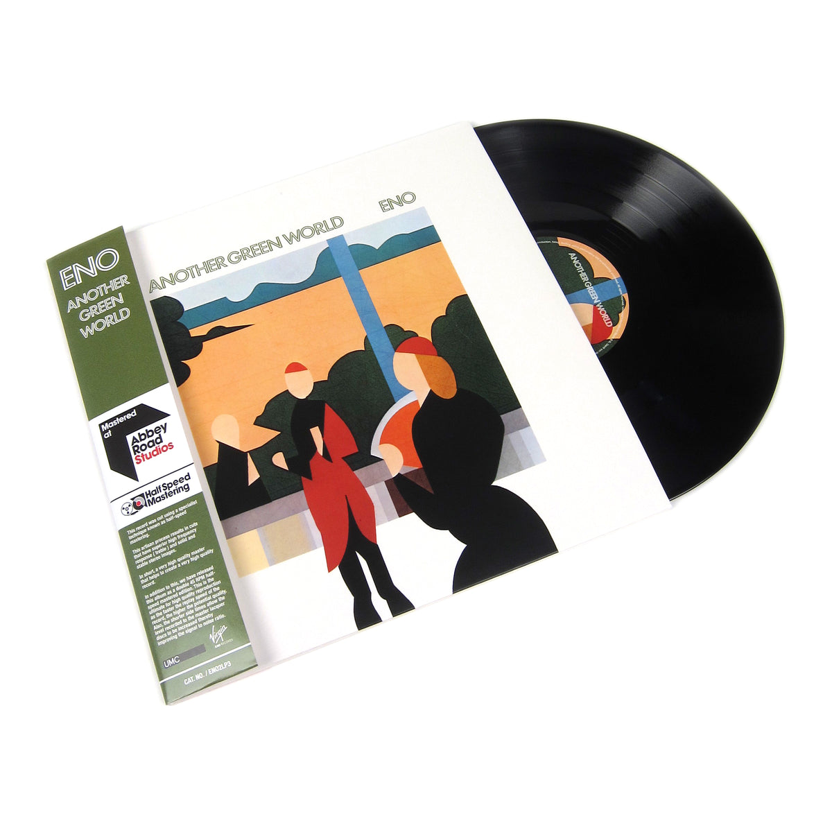 Brian Eno: Another Green World Vinyl 2LP