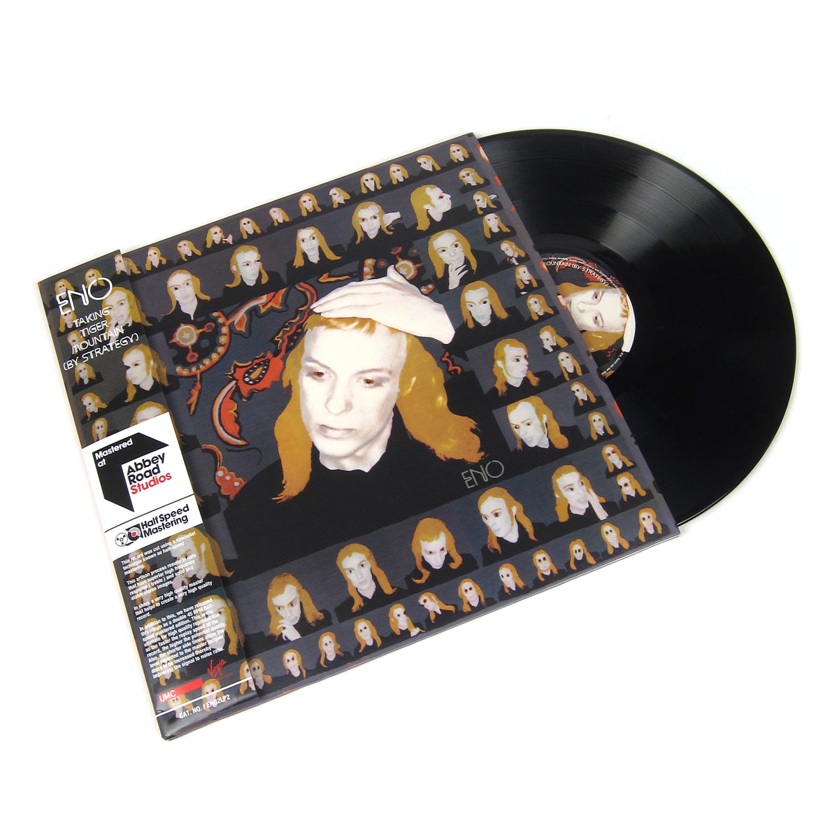 Brian Eno Taking Tiger Mountain By Strategy Vinyl 2lp