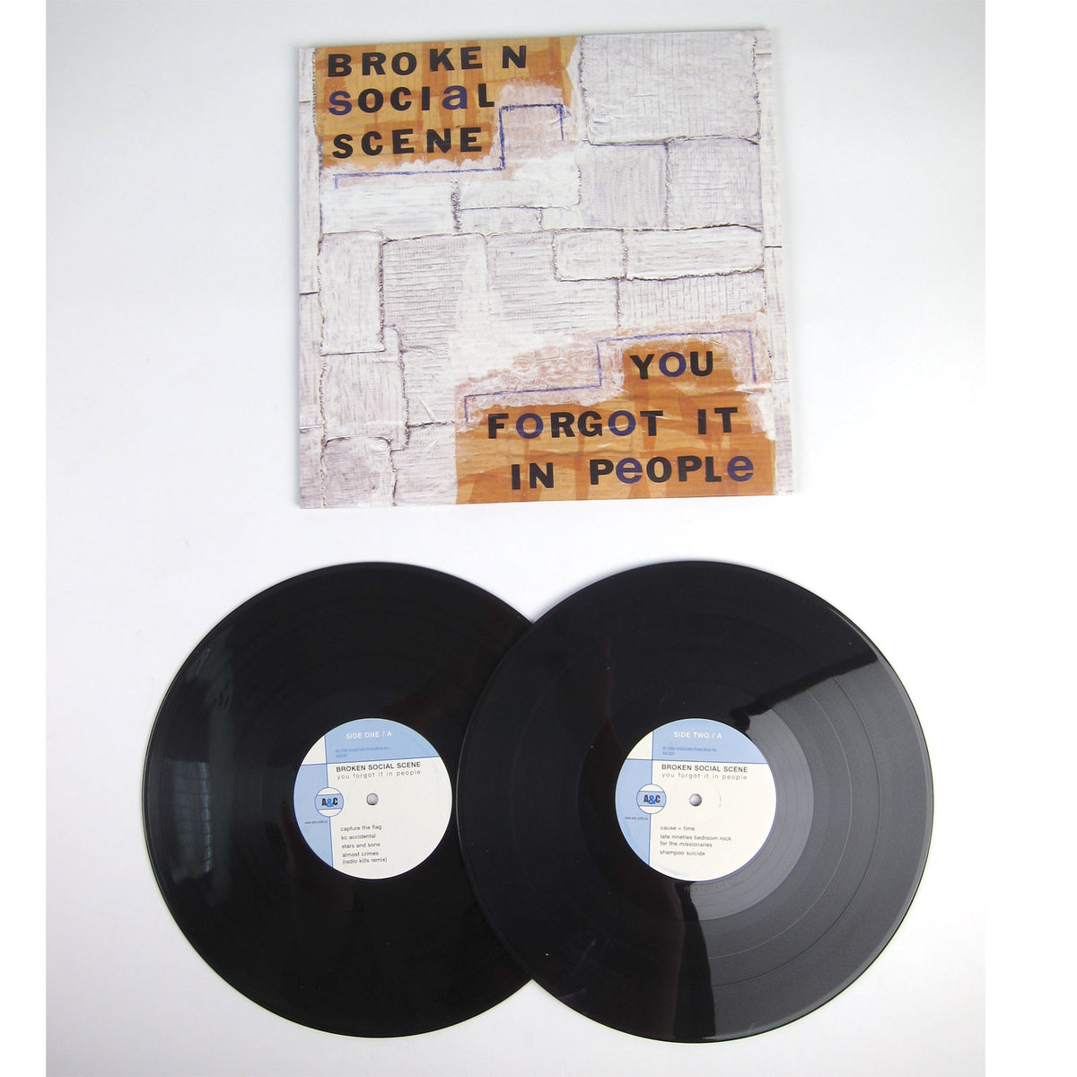 Broken Social Scene: You Forgot It In People (Colored Vinyl) Vinyl 2LP