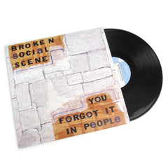 Broken Social Scene: You Forgot It In The People Vinyl 2LP