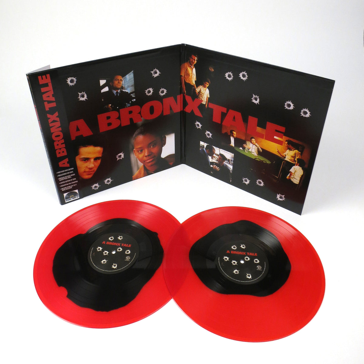 A Bronx Tale: A Bronx Tale Soundtrack (Colored Vinyl) Vinyl 2LP (Record Store Day)