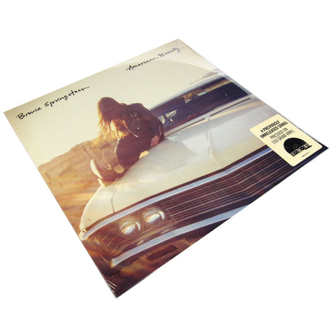 "Bruce Springsteen: American Beauty Vinyl 12"" (Record Store Day 2014)"