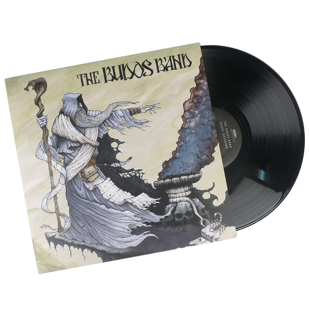 The Budos Band: Burnt Offering Vinyl