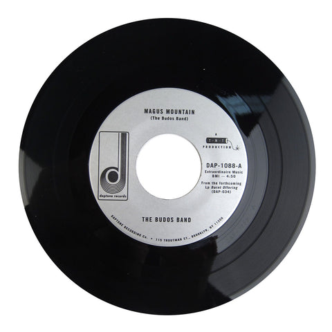 The Budos Band: Magus Mountain / Vertigo Vinyl 7""