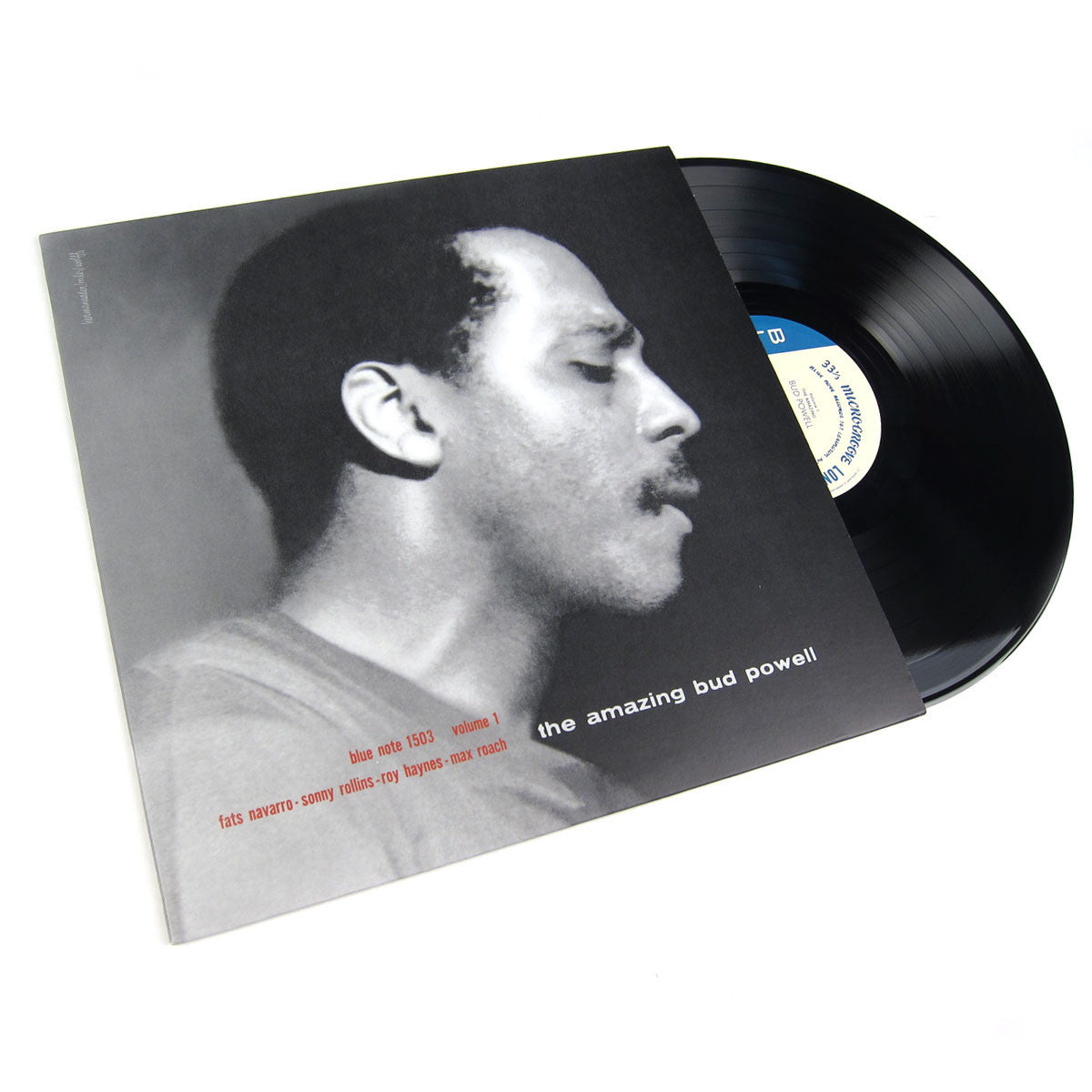 Bud Powell: The Amazing Bud Powell Volume 1 Vinyl LP