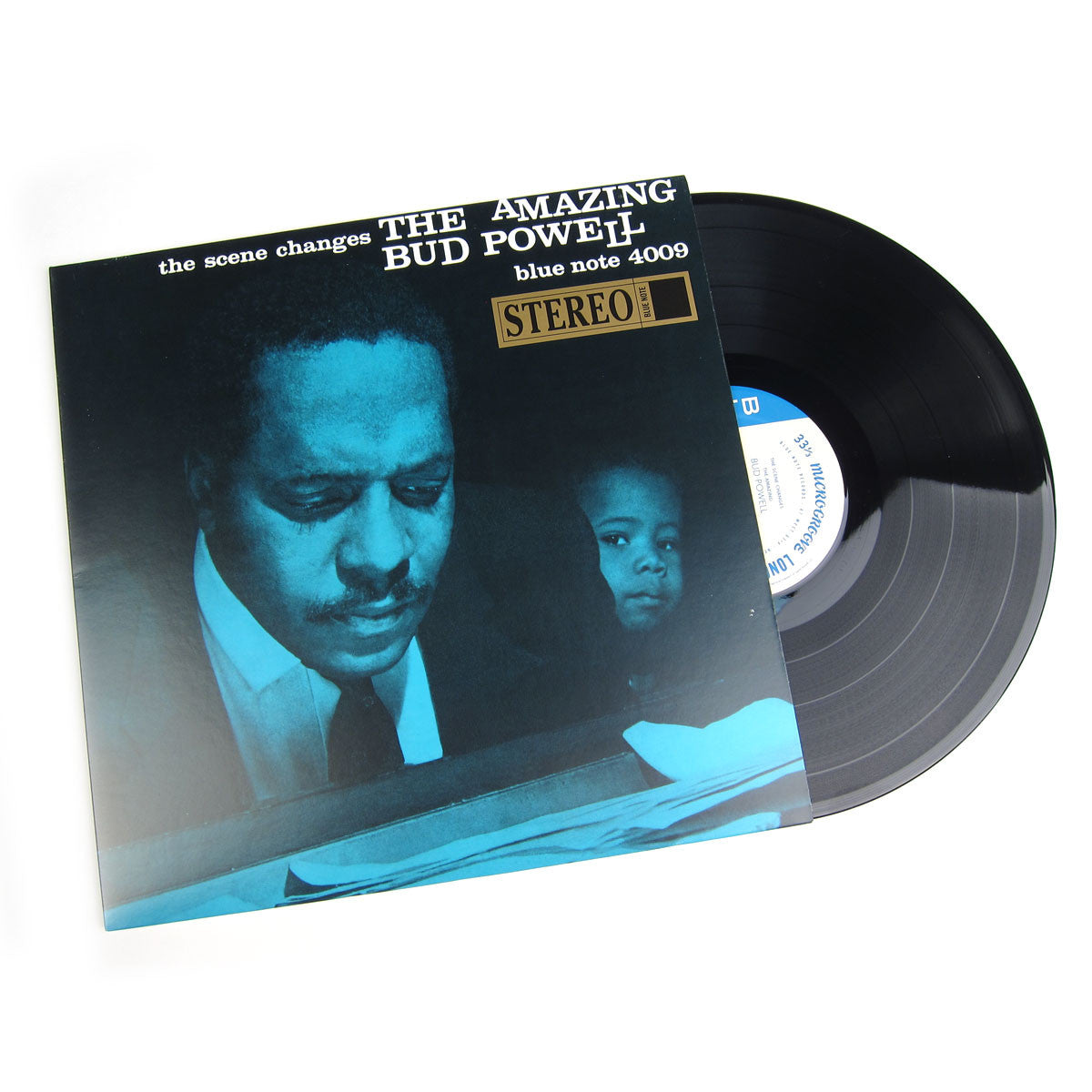 Bud Powell: The Scene Changes Vinyl LP