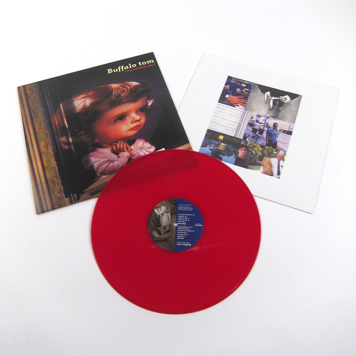 Buffalo Tom: Big Red Letter Day (Colored Vinyl) Vinyl LP (Record Store Day)
