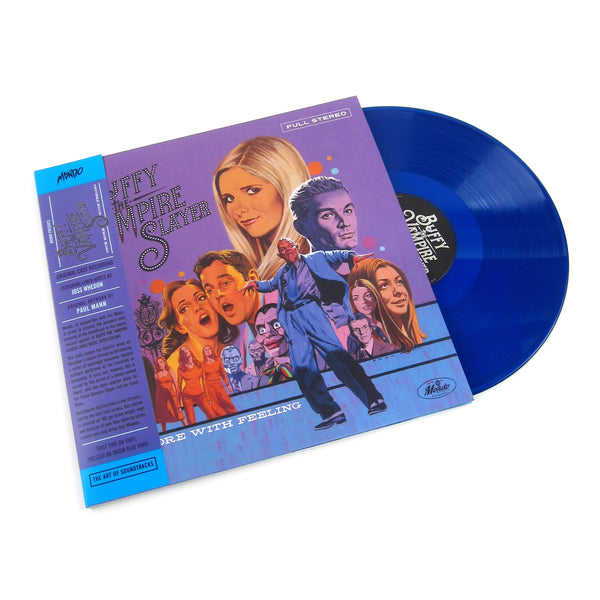 Buffy The Vampire Slayer: Buffy The Vampire Slayer - Once More, With Feeling Soundtrack (180g, Colored Vinyl) Vinyl LP