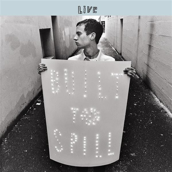Built To Spill: Live 2LP