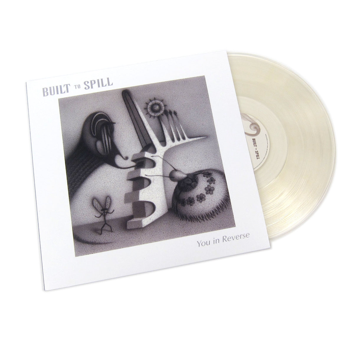 Built to Spill: You In Reverse (Music On Vinyl 180g, Colored Vinyl)