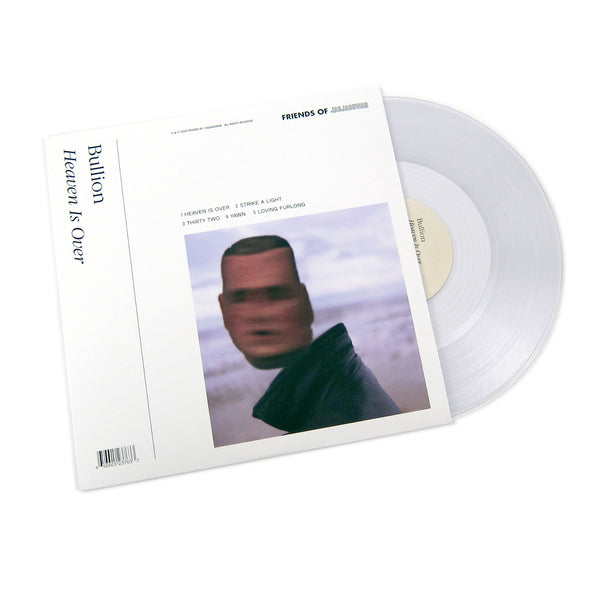 Bullion: Heaven Is Over (Colored Vinyl)