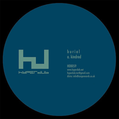 Burial: Kindred EP