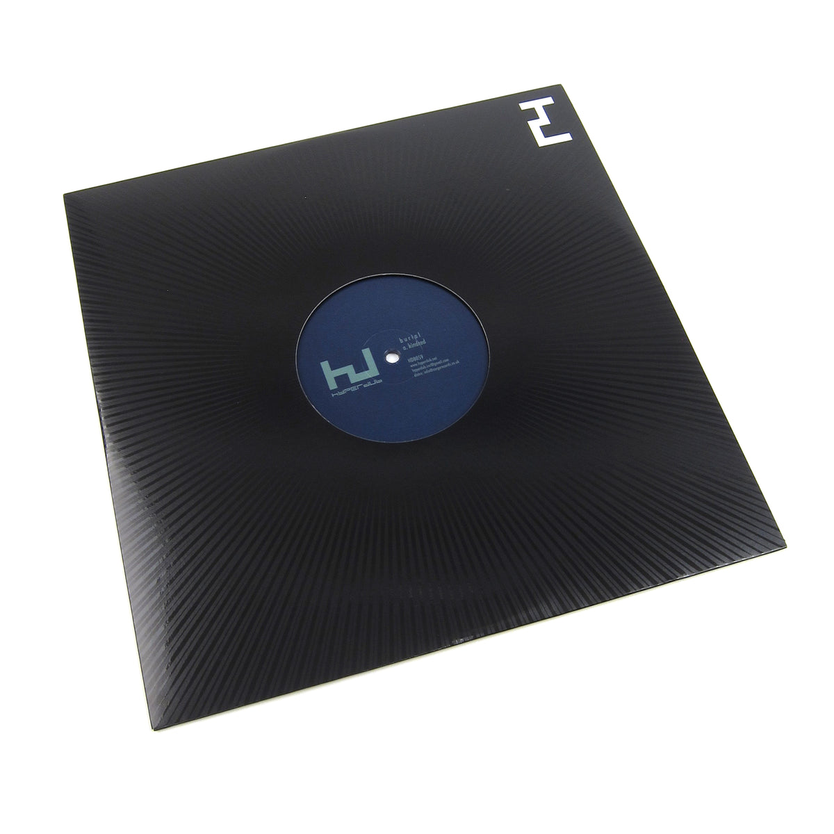 Burial: Kindred Vinyl 12""