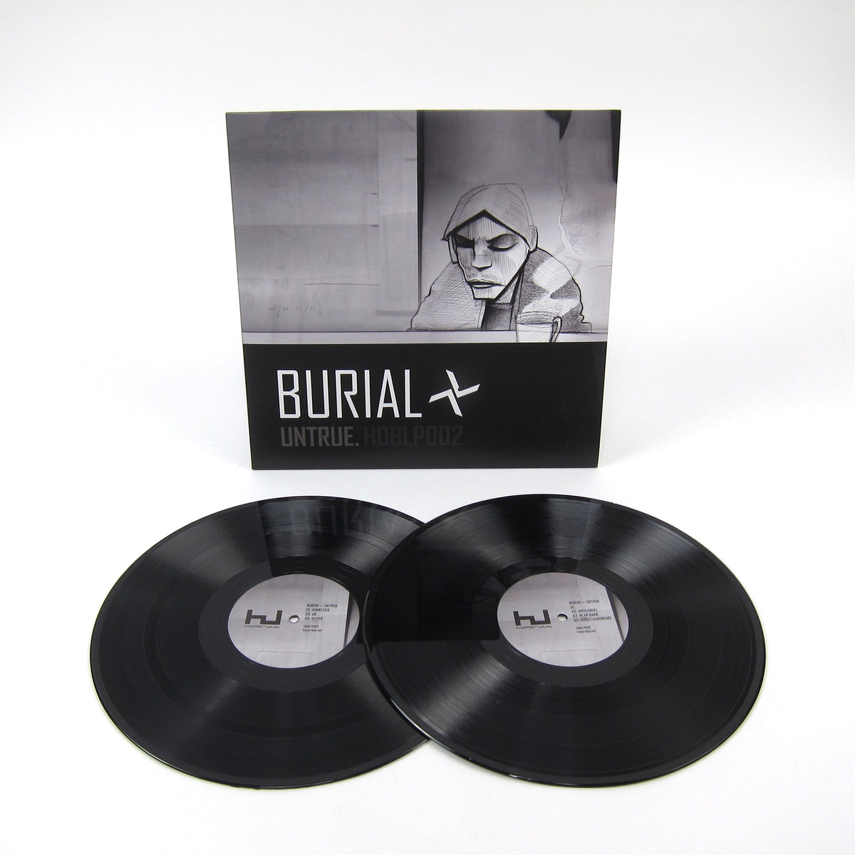 Burial: Untrue Vinyl 2LP