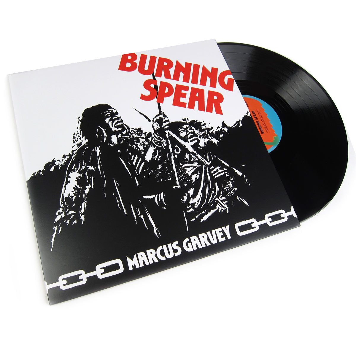 Burning Spear: Marcus Garvey Vinyl LP