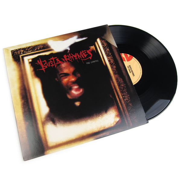 Busta Rhymes : The Coming Vinyl 2LP