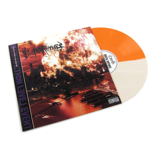 Busta Rhymes: Extinction Level Event - The Final World Front (Colored Vinyl) Vinyl 2LP