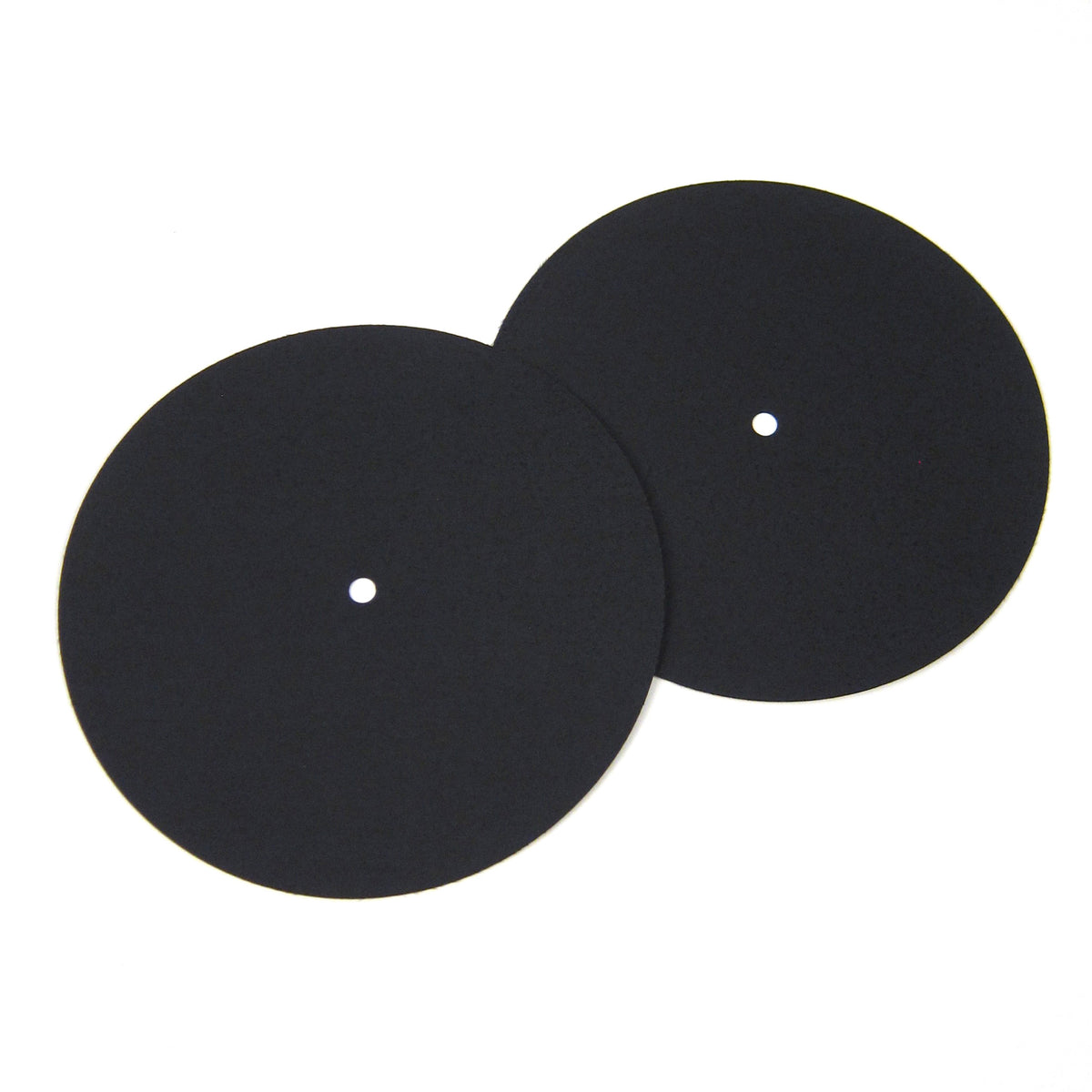 "Thud Rumble: Baby Butter Rugs 7"" (Pair) - Black"