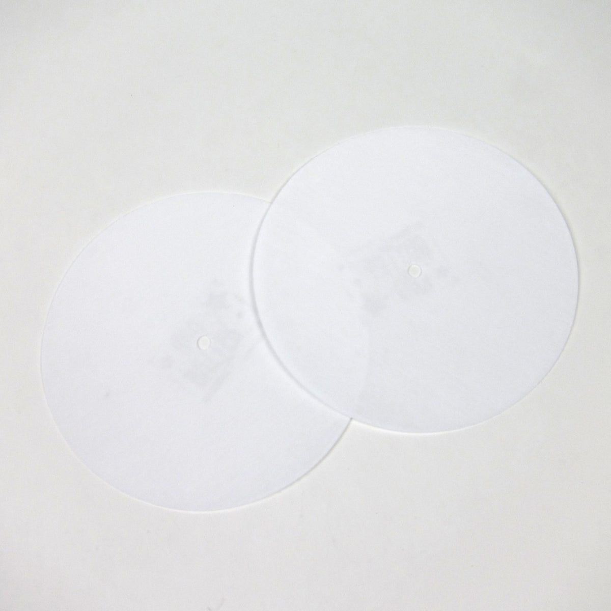 "Thud Rumble: Baby Butter Rugs 7"" (Pair) - White"
